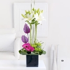 Lily and Anthurium Arrangement *