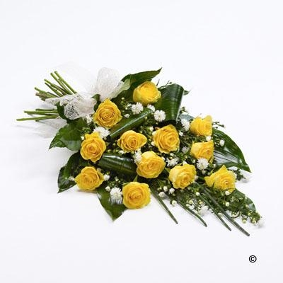 Classic Rose Sheaf   Yellow *