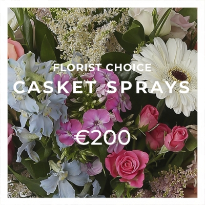 Casket Spray €200