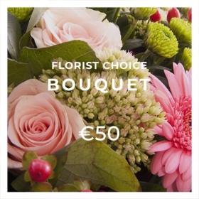 Florist Choice Bouquet €50